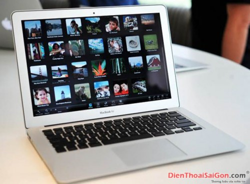Macbook Air - MD712B - 2014-0013