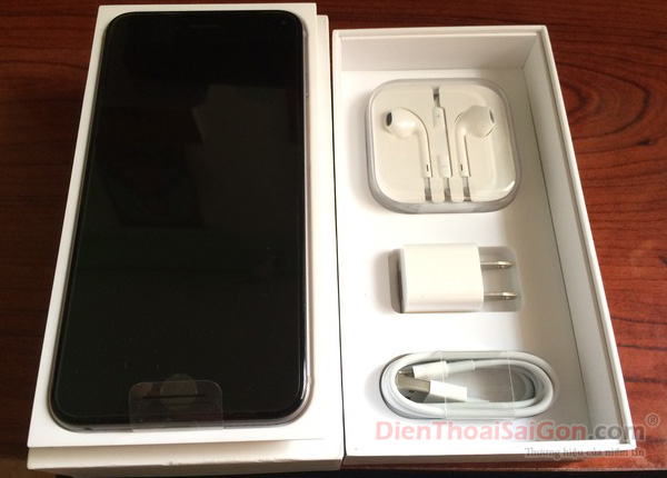 iPhone 6 64GB Grey Quốc Tế