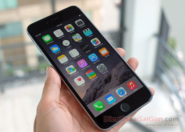 iPhone 6Plus 128GB Grey