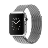 APPLE-WATCH-STAINLESS-STEEL-CASE-WITH-MILANESE-LOOP