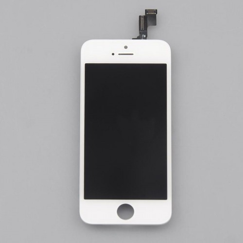 Mobile-Phone-LCD-For-iphone-5S-LCD-Touch-Screen-Digitizer-Assembly-For-Iphone-5S-lcd-White