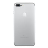 iphone 7 plus silver trắng